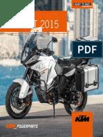 KTM PowerParts Street 2015