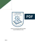 PEI 2015 Colegio Marina de Chile