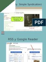 RSS de Blogs