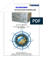HB959202000 (J) A30 Excitation Controller
