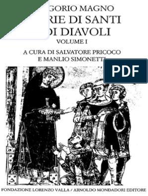 Calendario Gregoriano Santi.Storie Di Santi E Di Diavoli A Cura Di Salvatore Pricoco E