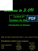 Introduction to Glass