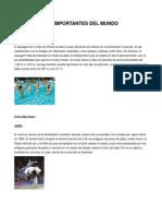 Deportes Mas Importantes Del Mundo