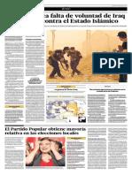 Yolanda Vaccaro Elecciones 24 Mayo