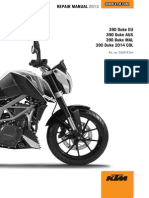 Manual KTM Duke 390