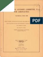 NACA Technical Note 2440