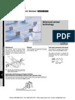 SUNX RX Series Photoelectric Sensors