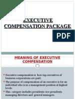 Executive Compensation Ppt