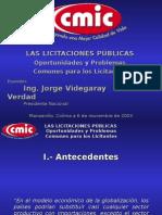 licitaciones publicas