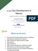4. Shale Gas Development In