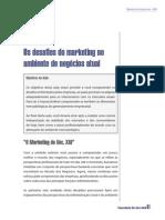 Aula 08 - Os Desafios Do Marketing No Ambiente de Negócios Atual