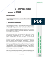 Aula Nº 15 – Mercado de Call Center No BrasilObjetivos