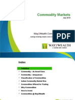 Commodity Presentation (July 10)