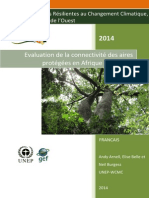 Arnell Et Al 2014 Evaluation de La Connectivite Des Aires Protegees en Afrique de Louest Unep Wcmc Technical Report