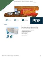 Fibratec Engenharia - (Soluções Para Lar e Construção) - Tanquinho