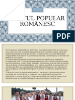 Portul Popular Românesc