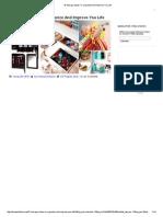 _____ DIY ____47 Storage Ideas To Organize And Improve You Life.pdf