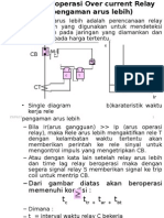 Prinsip Operasi Over Under Voltage Relay