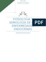 Fiosiologia y Semiologia de Las Enfermedades Endocrinas