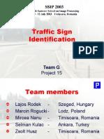 Traffic Sign Identification