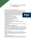 Trasaturile Sistemului Bancar Romanesc