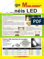 Catalogo Paineis Led