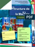 Taller 01 - Estructura de la Materia
