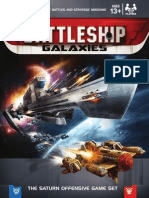 Battleship Galaxies Rules