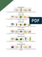 Hummus Clássico e Diferentes