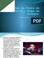 La Vida de Pedro de Valdivia y Diego
