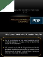 5. Proceso de Estabilización 2014