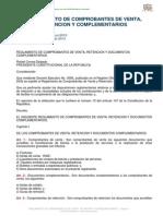 Reglamento de Comprobantes de Venta Retencion y Documentos Complementarios[1]