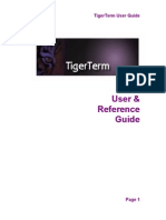 tt-tiger term guide