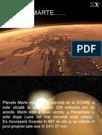 Planeta MARTE Ppt