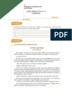 Guía práctica 4 - Cuentos