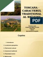 Prezentare Toscana