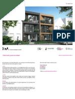 8A Architecten - Ibb8A-Folder Tussenwoning