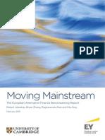 2015 Uk Alternative Finance Benchmarking Report