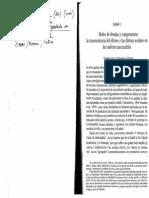 redes deudas y compromisos, Long y Villarreal