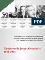 Gobierno Jorge Alessandri
