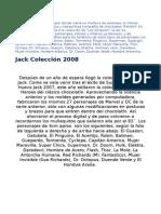 Colecciones Simpsons JACK