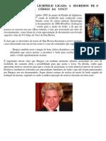 Morte de Lord Lichfield Ligada a Segredos de o Código Da Vinci