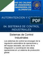 04.Sistemas de Control Industriales