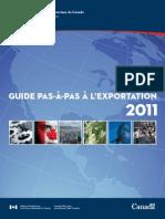Guide de l'Exportation