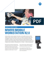 MW810 R2 Product Spec Sheet