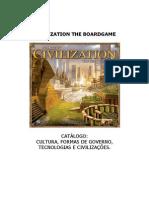 Catalogo Civilization Pt