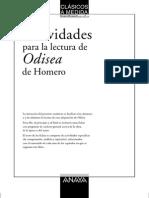 Guia LA ODISEA Anaya Cuestionario