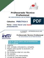 Profesorado Técnico Profesional