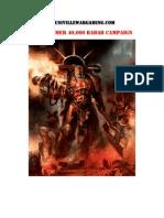 Warhammer 40k Badab Campaign Packet