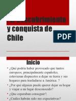 El Descubrimiento y Conquista de Chile